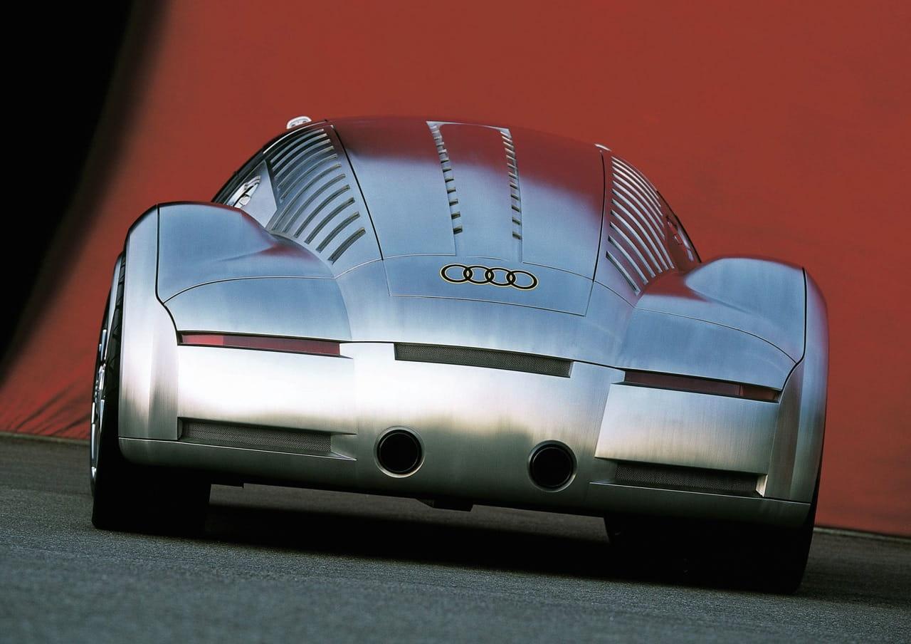 Audi Rosemeyer, foto 1 de 6