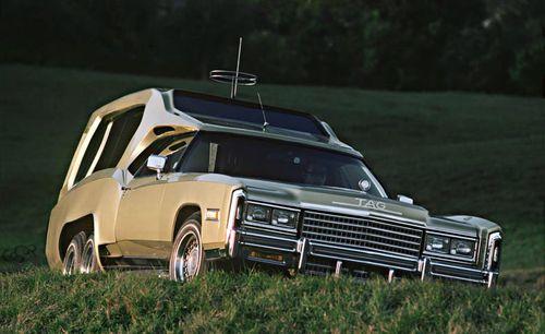 Sbarro TAG Function Car, la oficina móvil