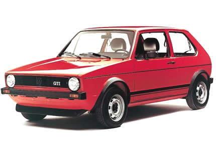 KDD German Sábado,7Julio ,todo el día,Santa Cruz de Tenerife VW_Golf_GTI_Mk_I_1976