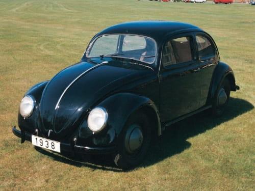 Volkswagen Beetle Type 1 (1938)
