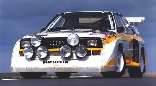 Audi Sport Quattro Grupo B