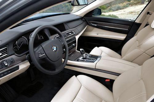 BMW ActiveHybrid 7 y 7L