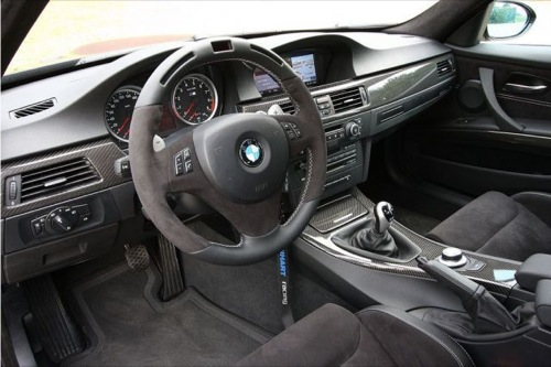 BMW M3 Touring con la esencia y el poder V10 del M5