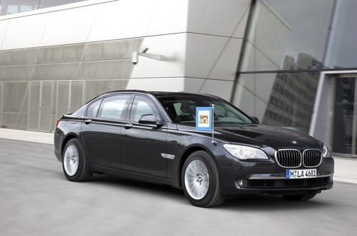 BMW Serie 7 High Security
