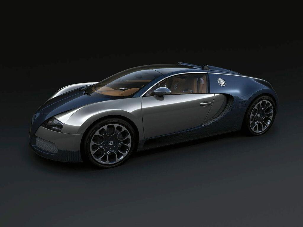 Fuentes de información - bugatti veyron grand sport sang bleu