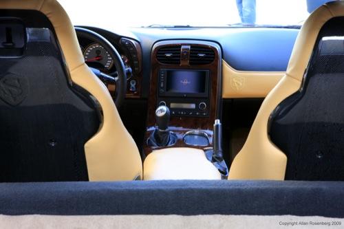 Corvette C6 SV9 Competizione