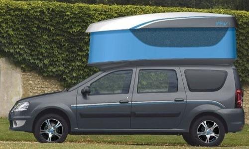 Dacia Young Activity Van II