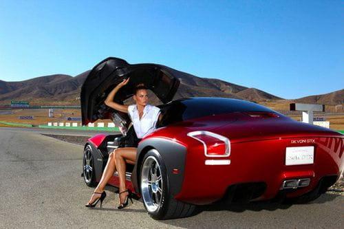 Devon Motorworks GTX, las imágenes oficiales y su récord en Laguna Seca