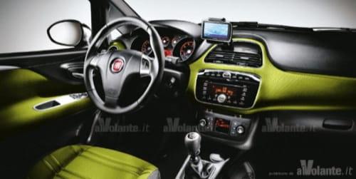 Fiat Grande Punto Evo, primeras imágenes