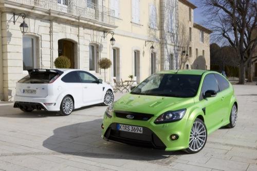 Fifth Gear: Volkswagen Scirocco R contra Renault Mégane RS y Ford Focus RS