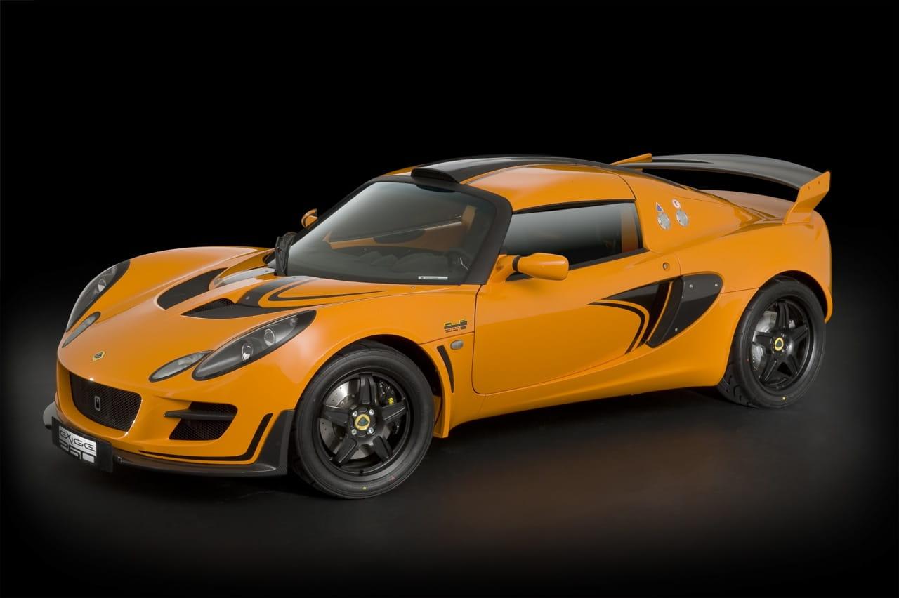 Lotus Exige 260 Cup 2010 - Diariomotor