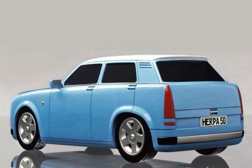 El nuevo Trabant se dejará ver en Frankfurt