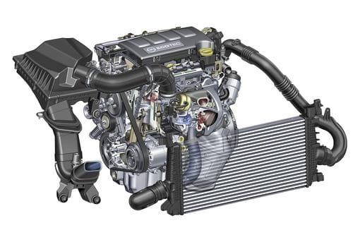Los motores del Opel Astra