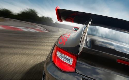 Batería de arranque de litio de Porsche