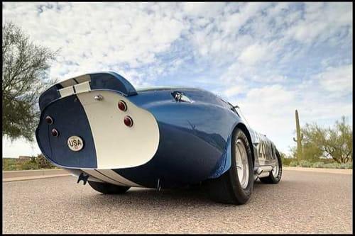 Shelby Daytona Cobra Coupé