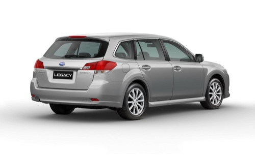 Subaru Legacy familiar