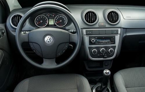Volkswagen Saveiro pick-up