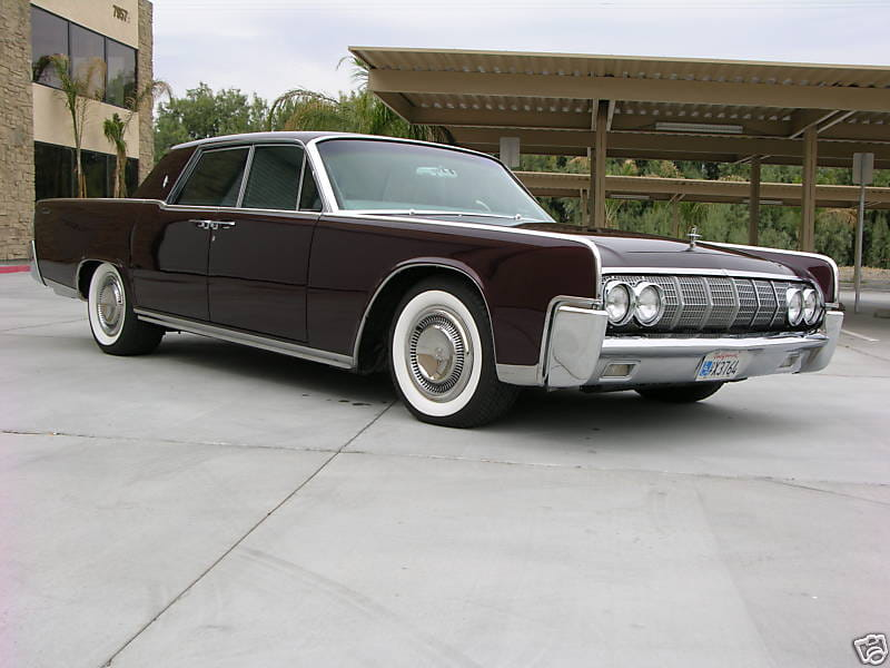 este lincoln continental de 1964 esconde secretos foto 5 de 13. Black Bedroom Furniture Sets. Home Design Ideas
