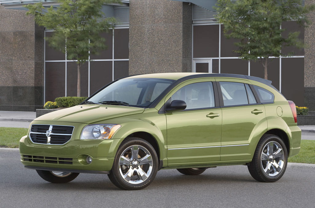 dodge caliber precios noticias prueba ficha t cnica y. Black Bedroom Furniture Sets. Home Design Ideas