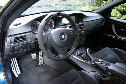 BMW M3 E92 Manhart Racing V10