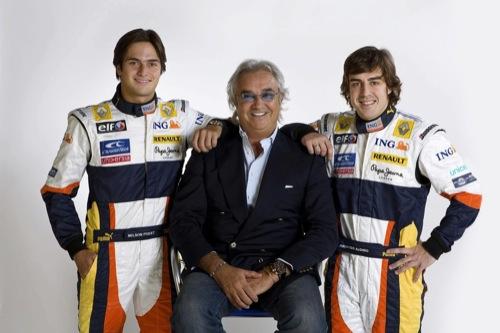Briatore abandona Renault