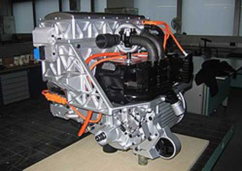 Fuel Cell GM