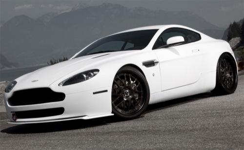 Aston Martin V8 Vantage Helvellyn Frost