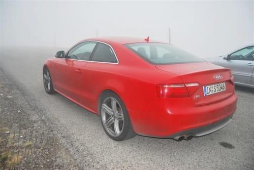 Audi RS5, cazado al desnudo por Auto Express