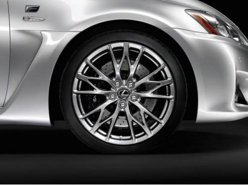 Lexus IS-F 2010