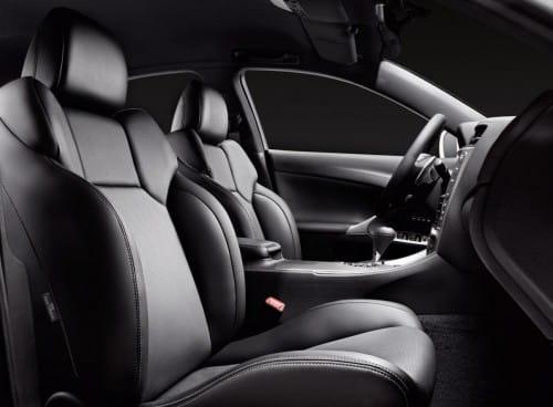 Lexus IS F-Sport 2010