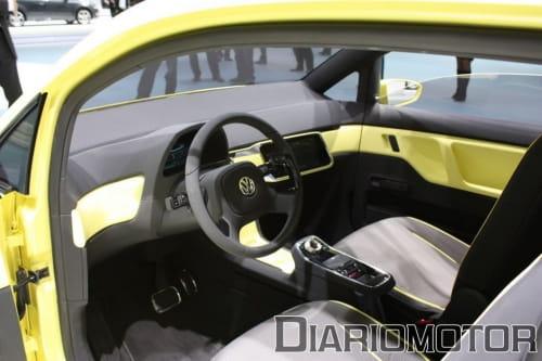 Volkswagen E-Up! Concept en Frankfurt 2009