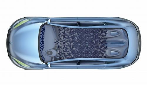 Concepts Eléctricos de Renault Frankfurt 2009