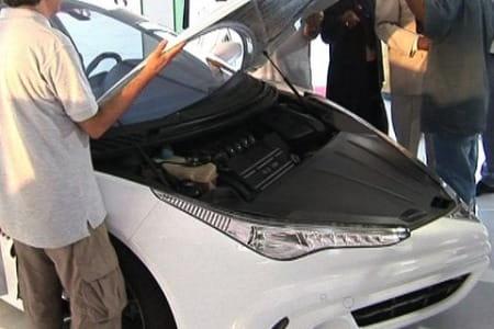 The Rocket, el coche libio diseñado por Gaddafi