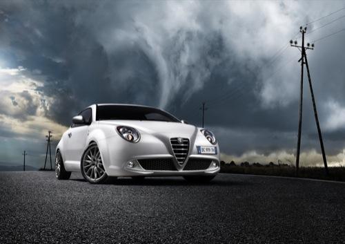 Alfa Romeo Mi.To Quadrifoglio Verde