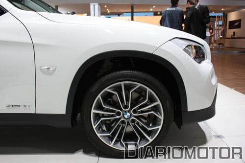 BMW X1 Blanco Frankfurt 2009