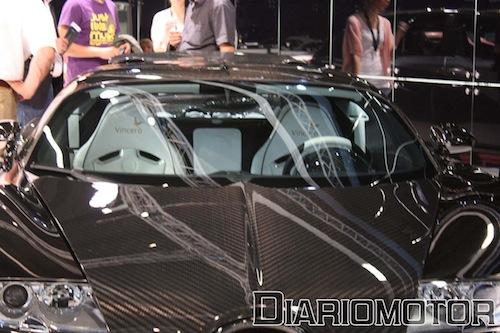 Las otras joyitas de Mansory en Frankfurt 2009: Bugatti Veyron Vincerò