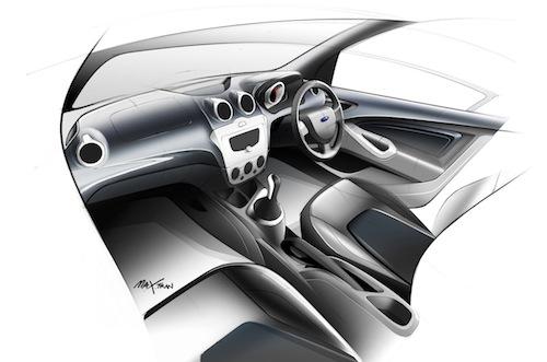 Ford Figo, el utilitario low-cost para la India