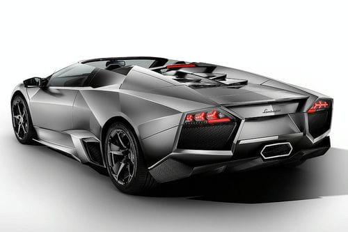 Lamborghini Reventón Roadster, adelanto fotográfico oficial