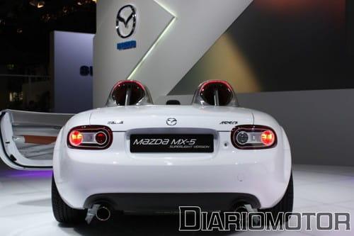 Mazda MX-5 Superlight en Frankfurt 2009