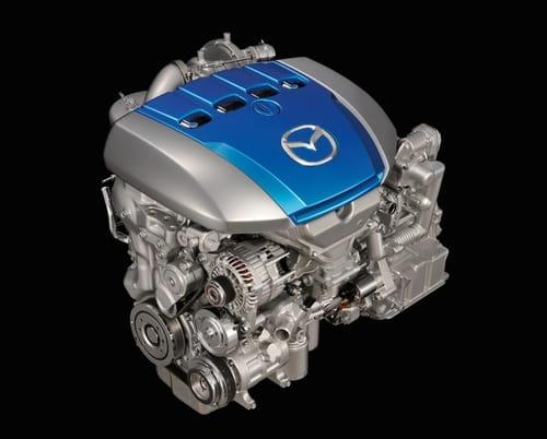 Mazda Sky-G, Sky-D, Sky-Drive