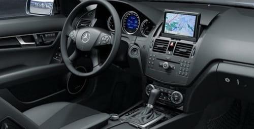 Posibles imágenes del próximo Mercedes Clase C