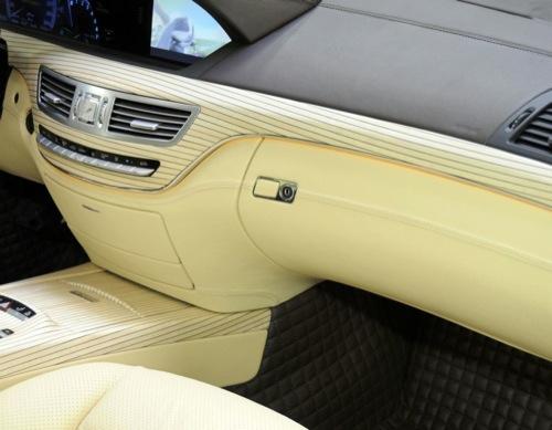 Brabus SV12 R Mercedes Clase S S600