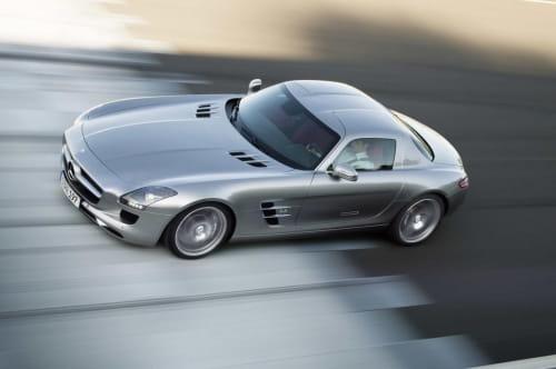 Mercedes SLS AMG Gullwing 2010