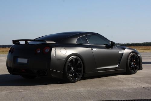 Nissan GT-R AVUS Performance