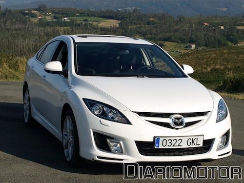 Mazda 6 2.2 DE de 163 CV Sportive a prueba