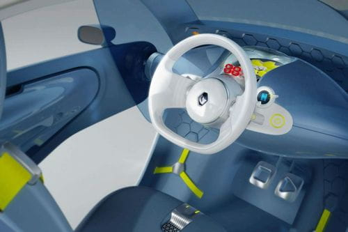 Renault Twizy Zero Emission Concept