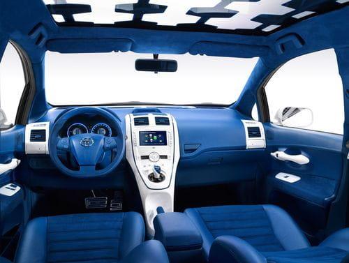 Toyota Auris HSD Full Hybrid Concept, primeros datos