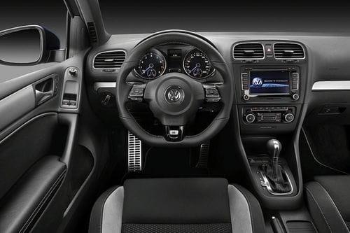 Volkswagen Golf R, con 265 CV y tracción integral