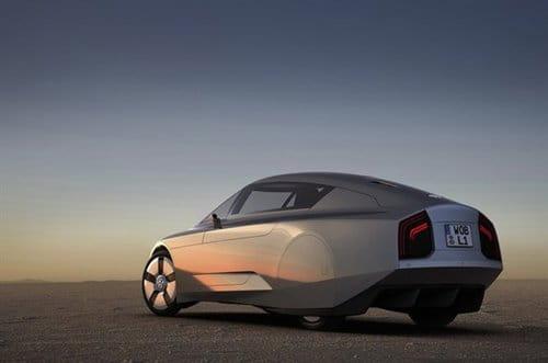 Volkswagen OneLiter Concept