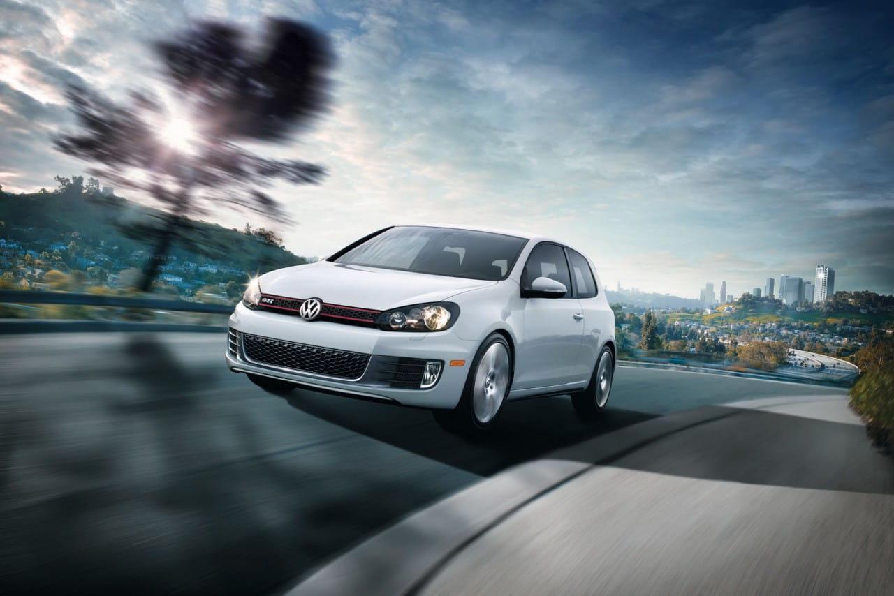 Volkswagen Golf VI y Volkswagen GTI, desembarco en EE.UU.   Diariomotor